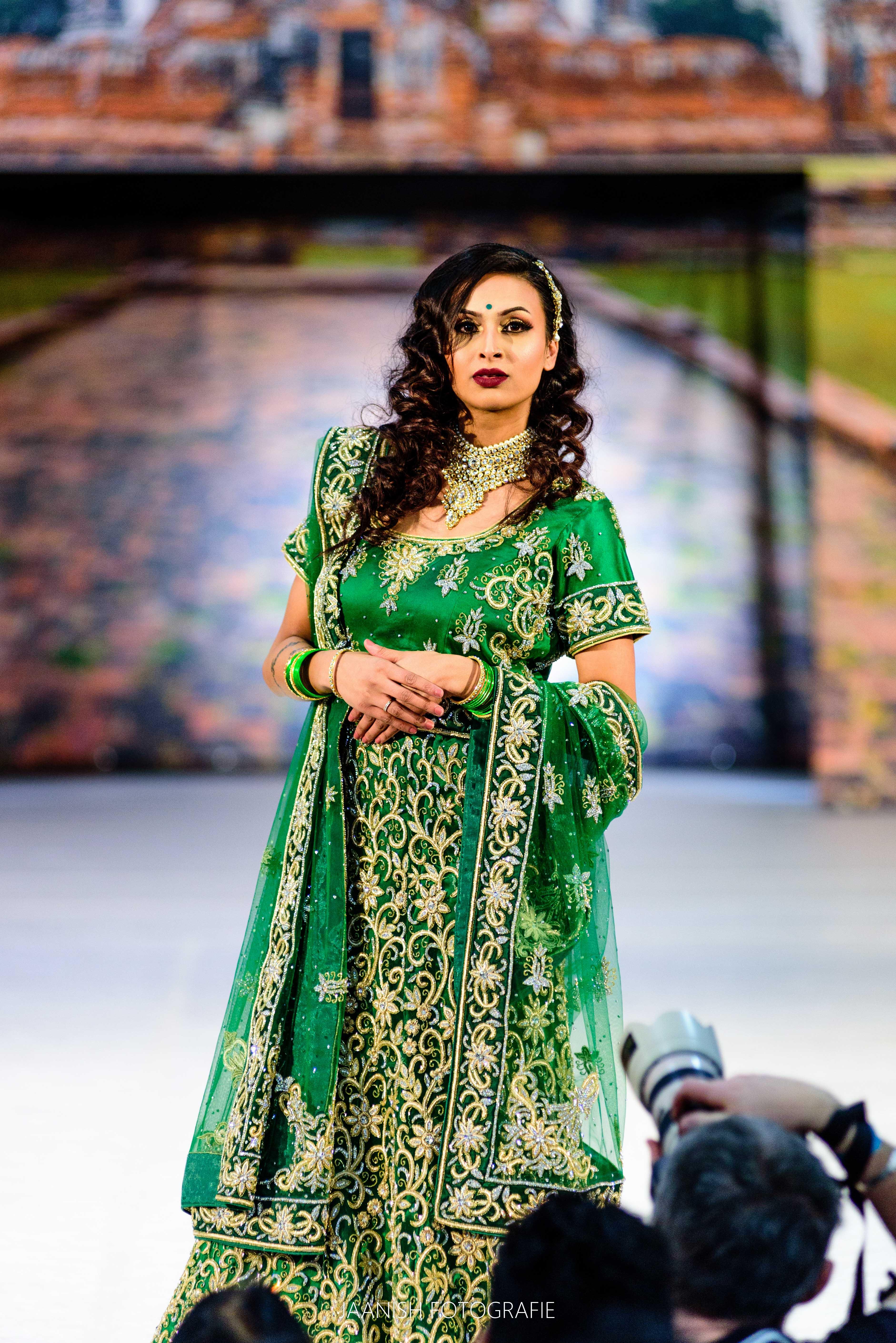 Fashion fotograaf The Big Day 5 wedding beurs 12