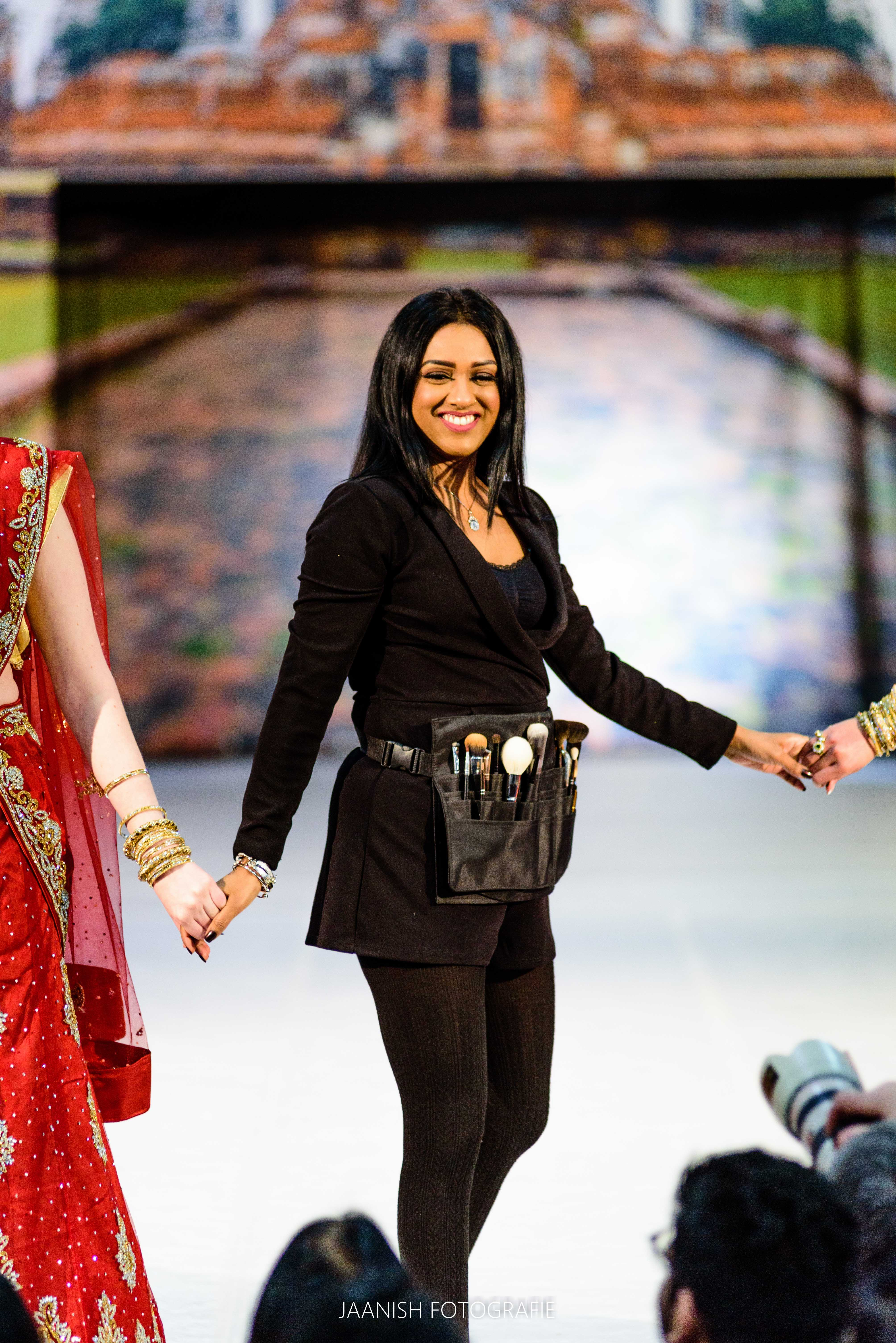 Fashion fotograaf The Big Day 5 wedding beurs 16