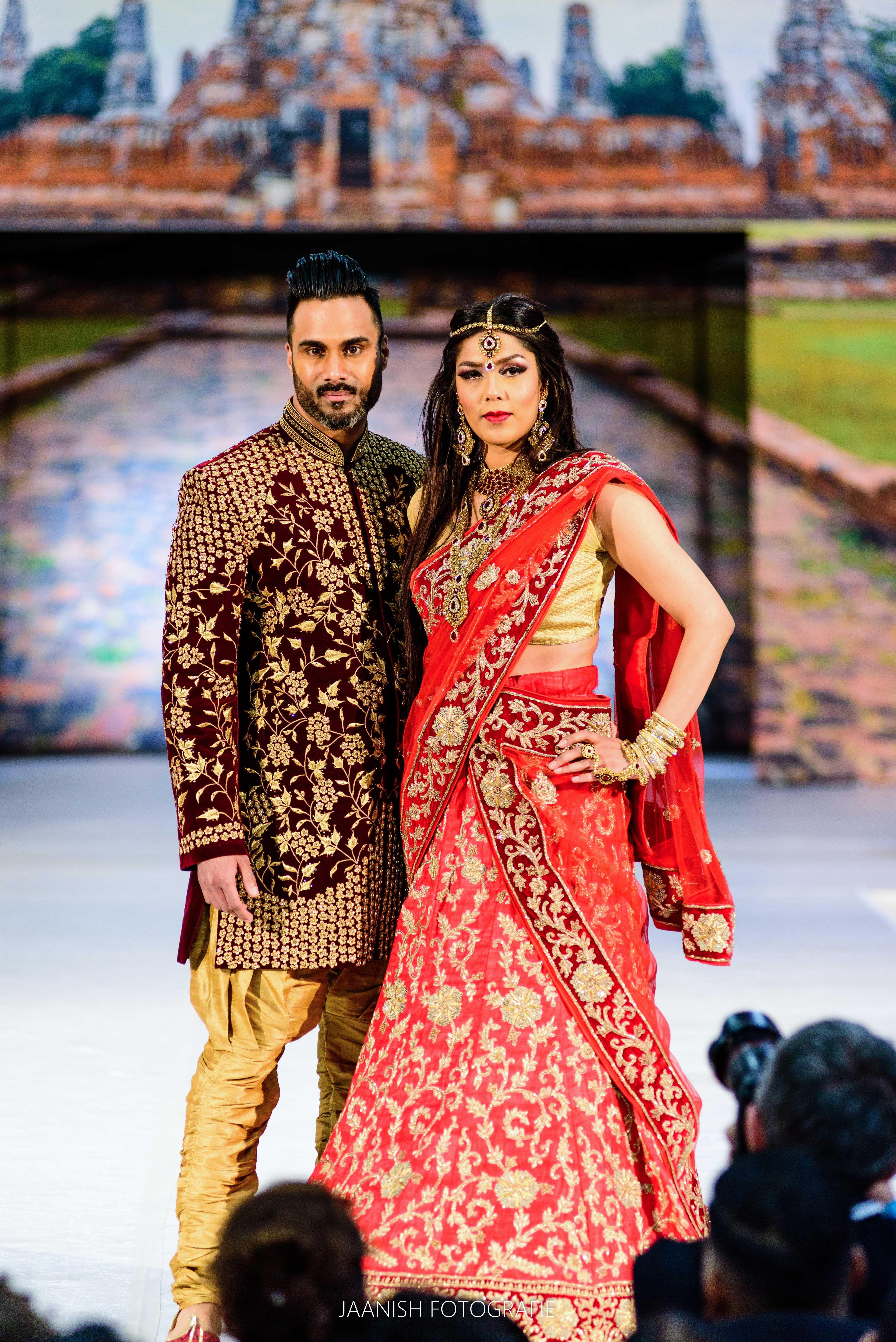 Fashion fotograaf The Big Day 5 wedding beurs 2
