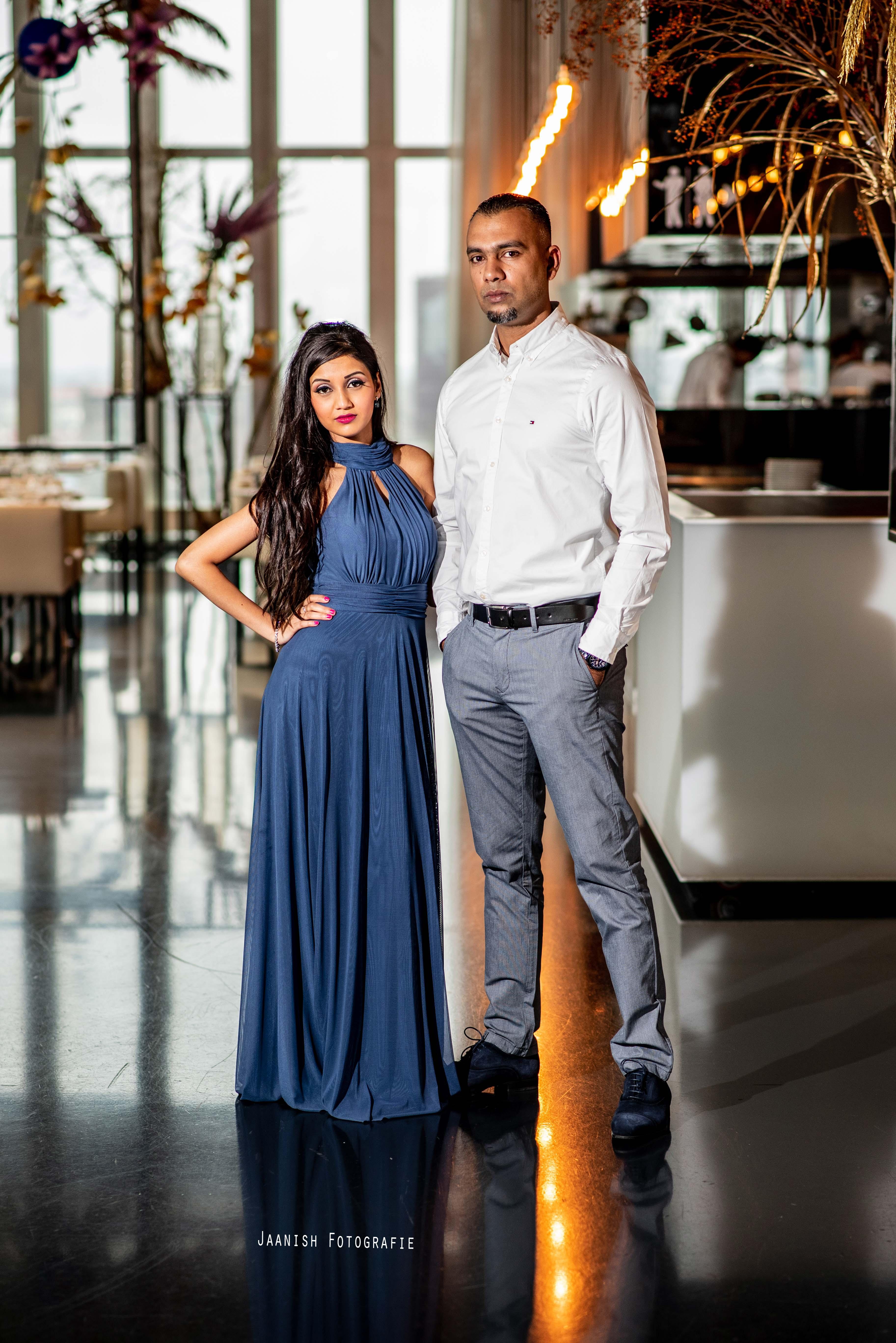 Pre-wedding shoot Akash & Archana in Rotterdam 2