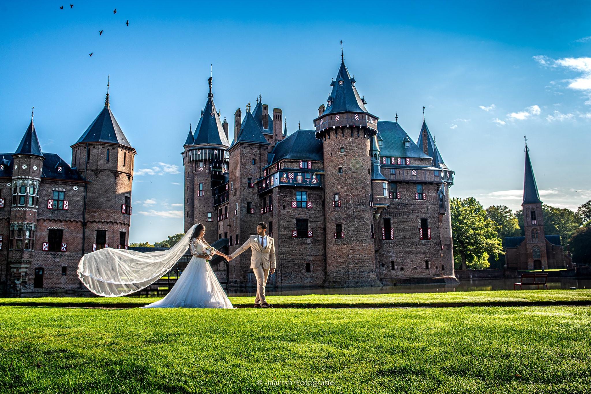 Bruiloft Fotoshoot in kasteel indian wedding photography 6